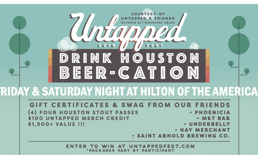Untapped Houston